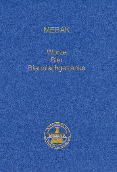 MEBAK® II - Würze Bier Biermischgetränke