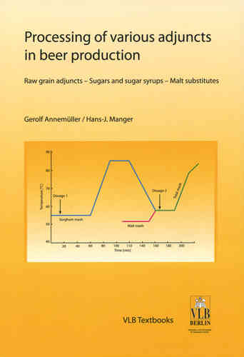 Processing of various adjuncts in beer production